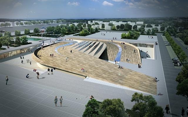 Guan Civic Center