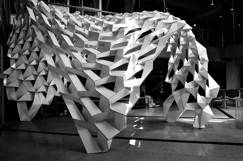Hunan Workshop Installation