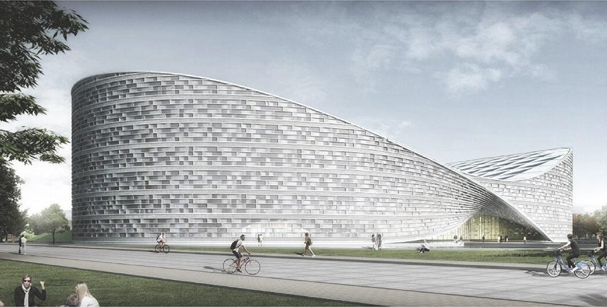 Library Facade Architecture